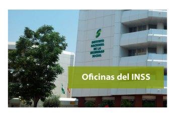 las oficinas del INSS