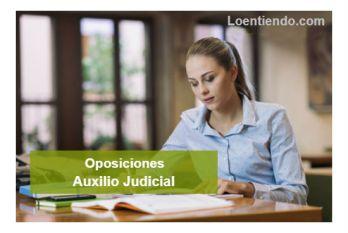 Oposiciones Justicia
