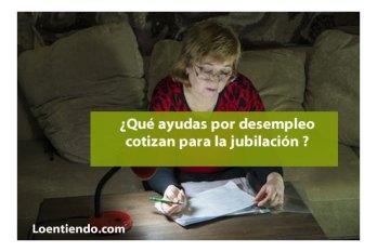 Cotizaciones para el paro durante la jubilación