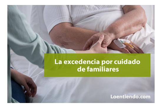 Excedencia por cuidado de familiares