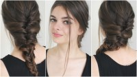 Topsy Tail Braid Tutorial - Loepsie