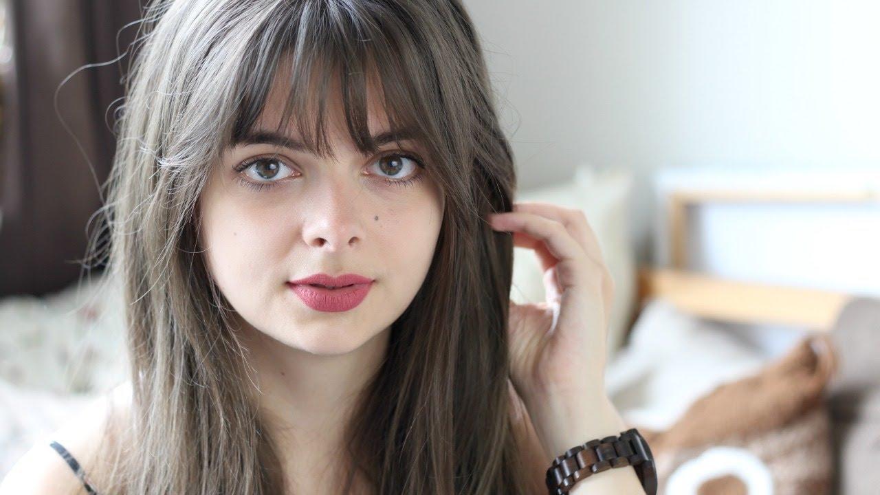 The Pros And Cons Of Having Bangs Loepsie