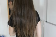 neutralising green hair with ketchup