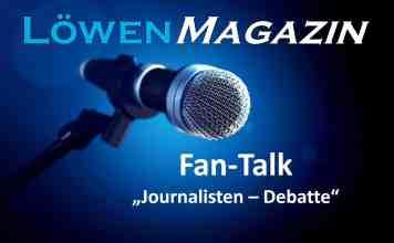 Journalisten Debatte