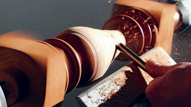 battesimo del tornio a legno battesimotornio169