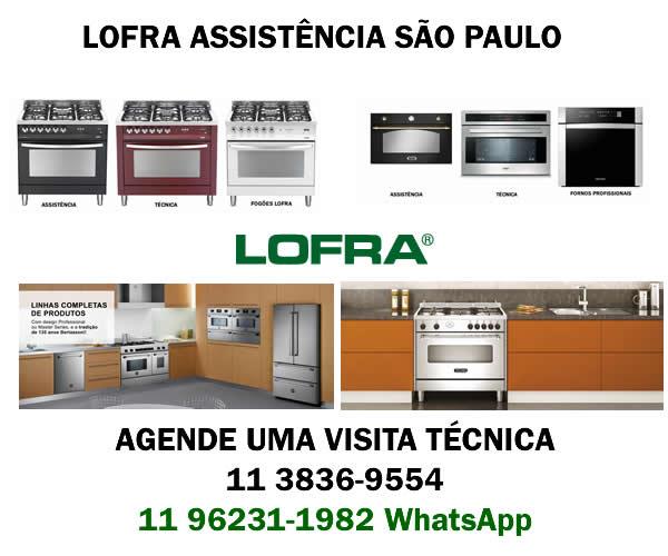 Assistência Fogão Lofra São Paulo