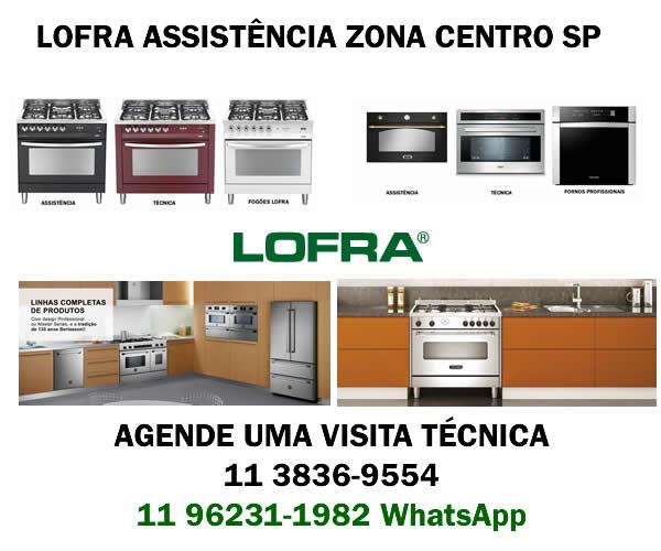 Assistência Fogão Lofra Centro