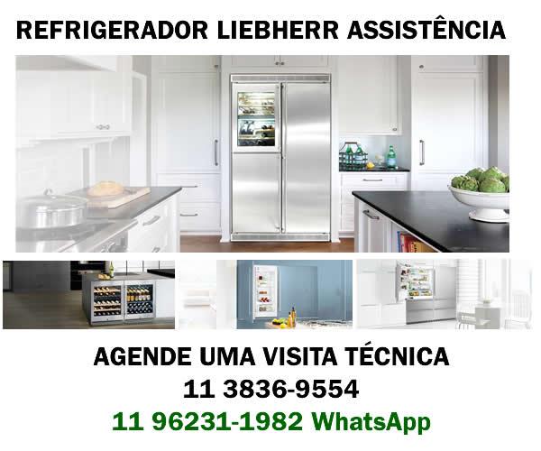 Assistência Refrigerador Liebherr