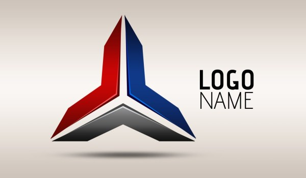 3D Logo Designs Photoshop