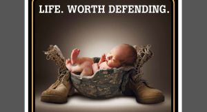 Life. Worth Defending. WFL 2017