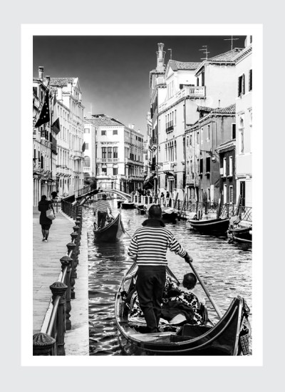 Plakat Wenecja Canale Grande