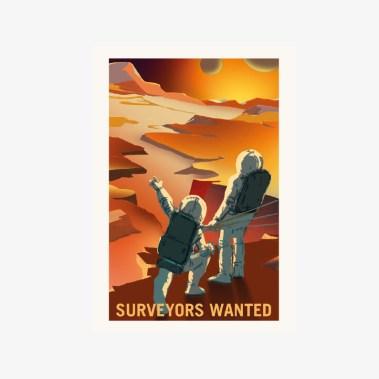plakat kosmos plakaty do pobrania kosmonauci odkrycia NASA