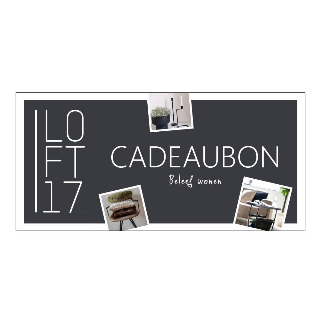 Cadeaubon LOFT17