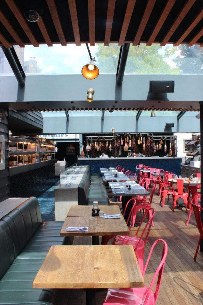 Foto Restaurante Jamie's Italian Greenwich