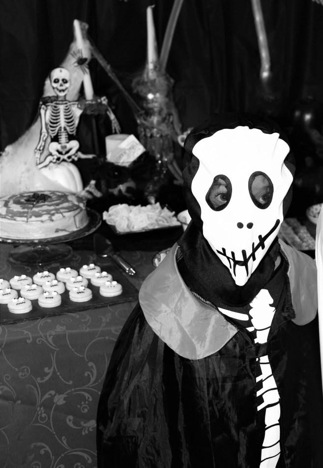 Merienda de Halloween Loft & Table 2016