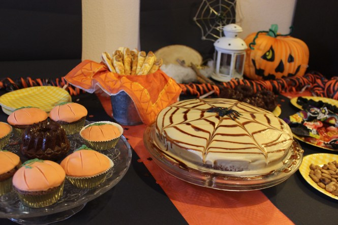 Decora tu mesa Halloween con estas ideas