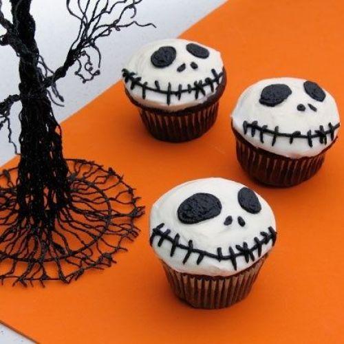 Decora tus cupcakes originales para Halloween