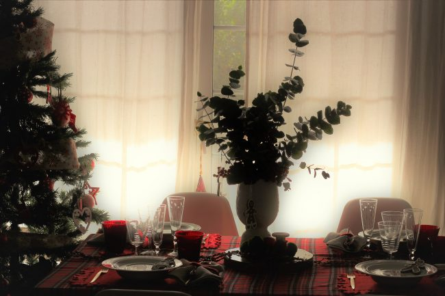 foto mesa cuadros Loft & Table