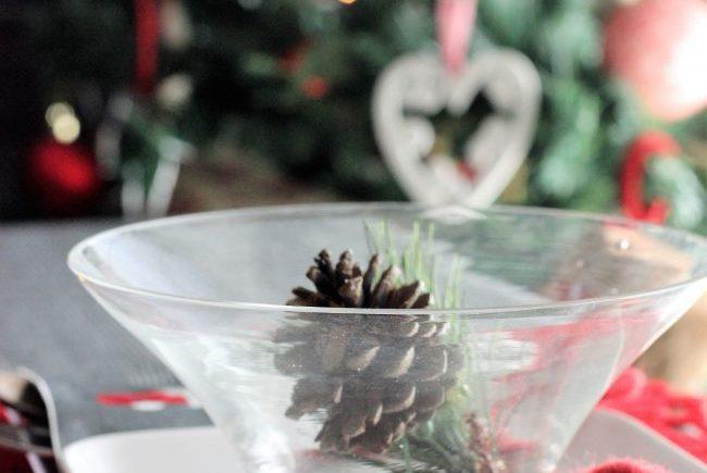 decora tu mesa navideña