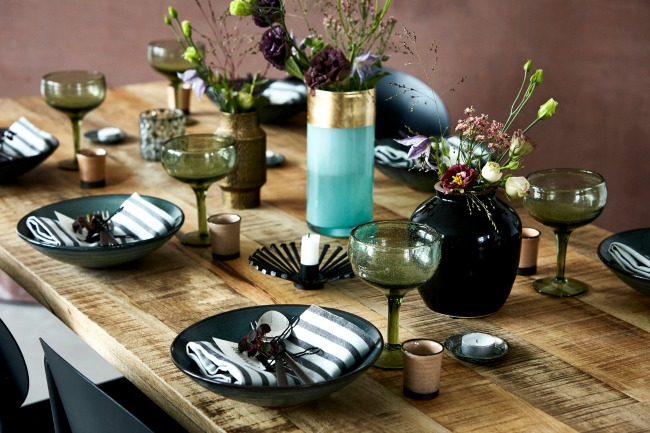 Table Styling: una bonita mesa con House Doctor