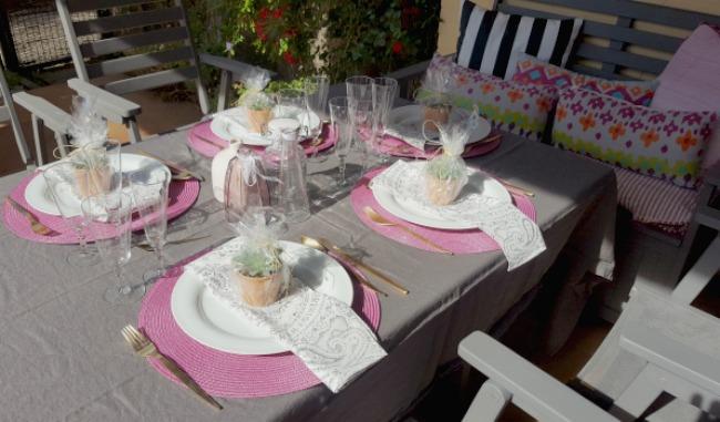 5 estilismos de mesas con encanto