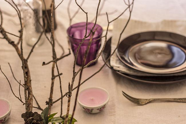 Como decorar tu mesa en Pascua