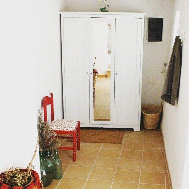 El recibidor de la casa es el primer sitio dondehellip