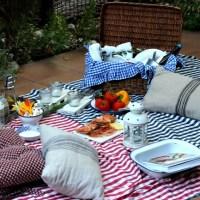 Ideas para hacer un picnic en casa