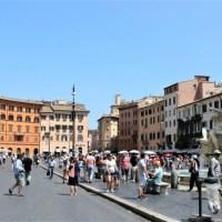 Attraversiamo las calles de Roma en un día
