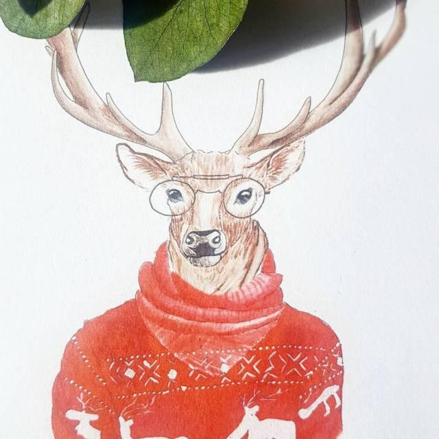 LEOPOLDO es un ciervo apuesto hogareo y muy enamorado dehellip