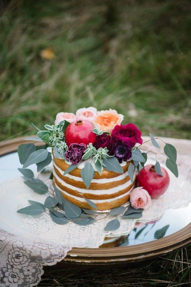 Ideas para decorar tu mesa con mangranas