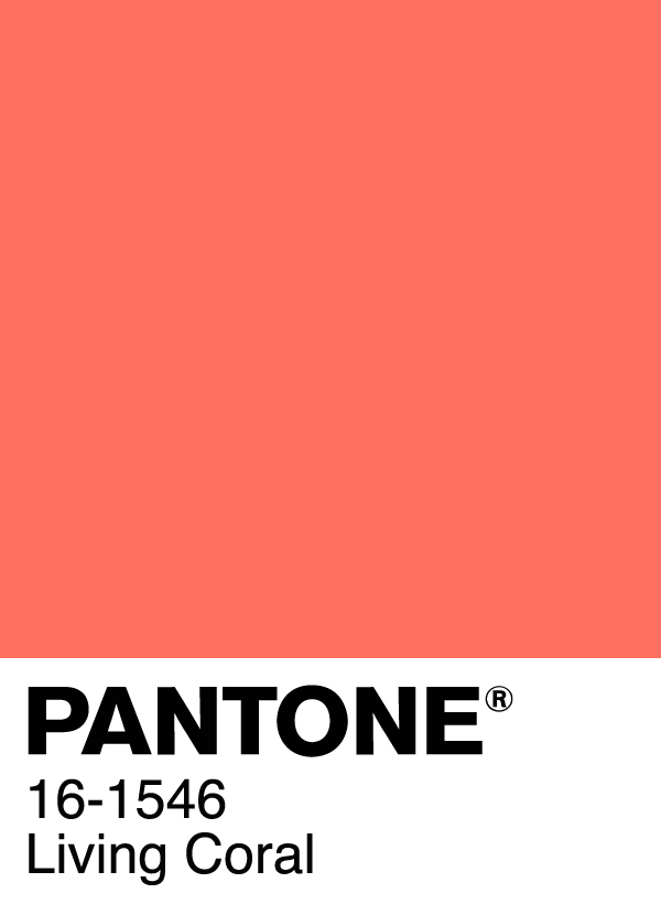 LIVING CORAL EL COLOR PANTONE 2019