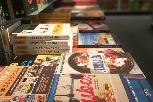 Recomendaciones de libros bonitos de cocina