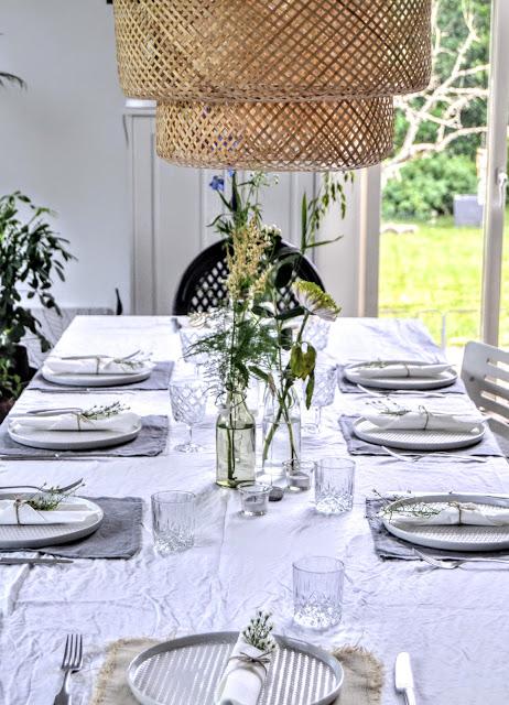 Inspiración en la mesa según Raquel Currais