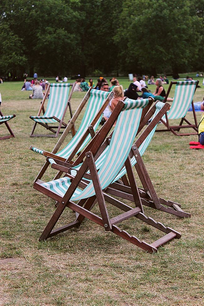Que hacer en Londres: parques y palacios