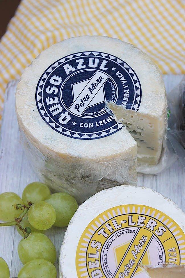 La tabla de quesos con todo detalle