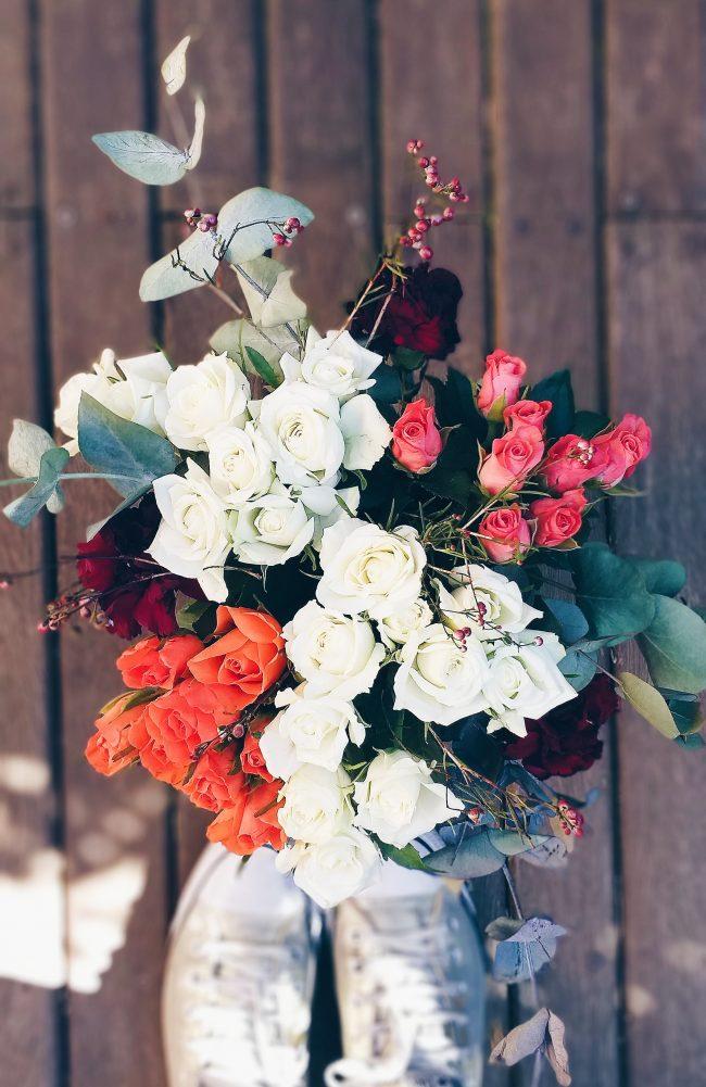 Flores para celebrar momentos bonitos