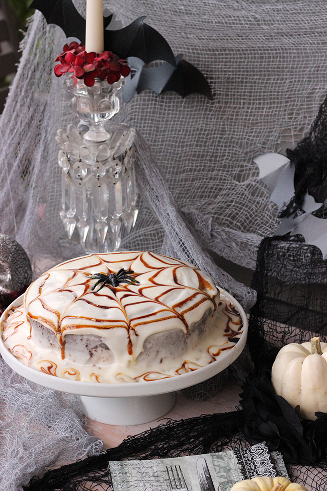 Spider Cake By Loft & Table