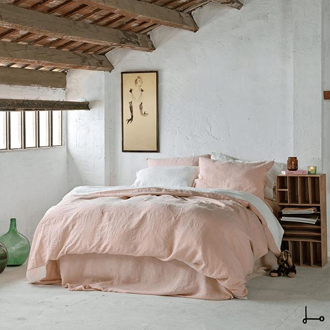 Ropa de cama bonita
