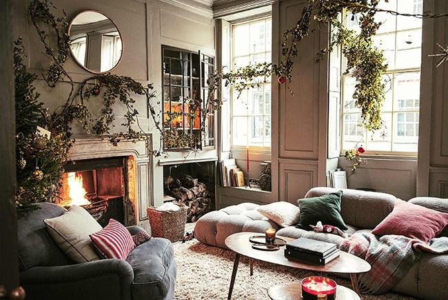 Navidades en casa con Zara Home