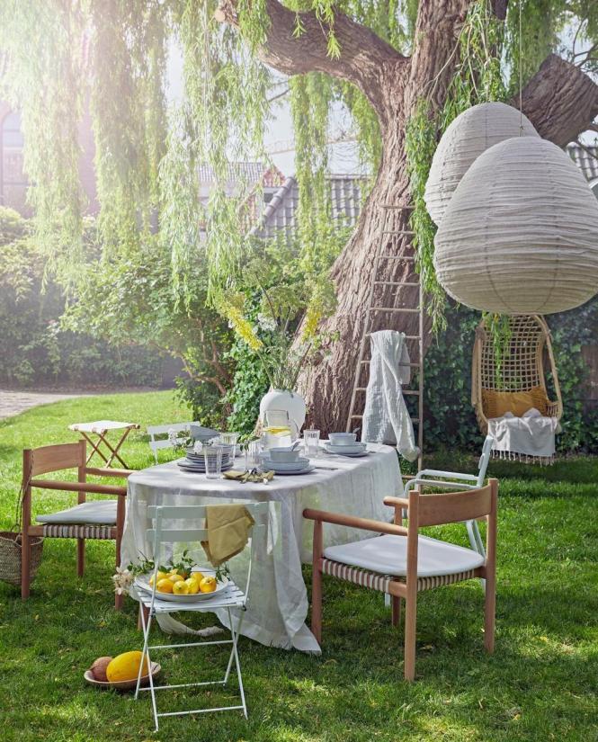 Decora tu jardín con estilo