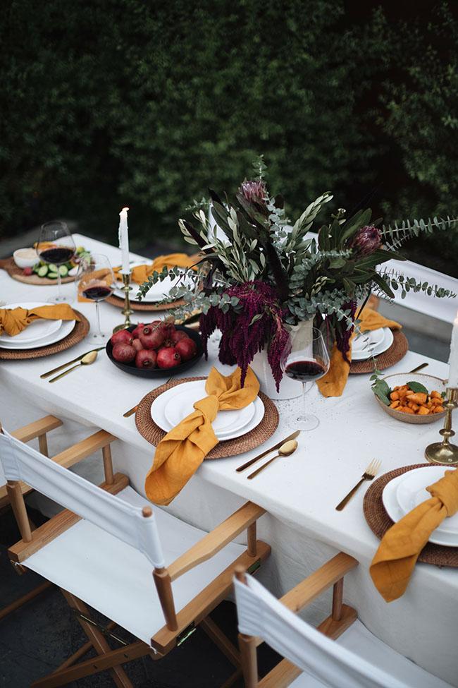 Inspiración y mesas bonitas, aquí en Loft & Table