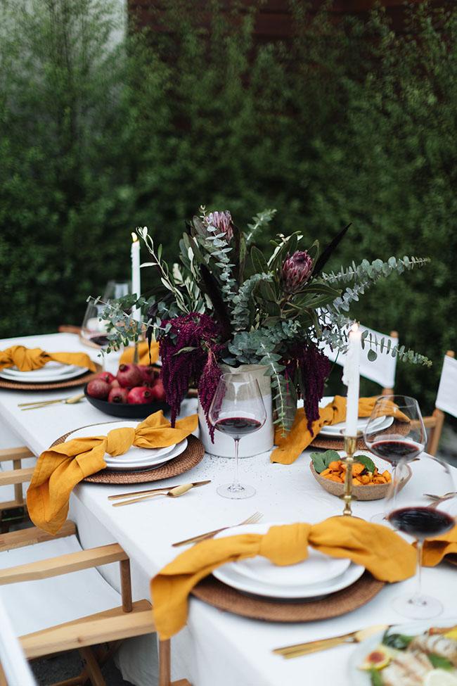 Como montar una mesa bonita, aquí en Loft & Table