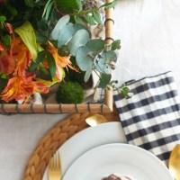 Cómo montar una mesa  sencilla pero elegante