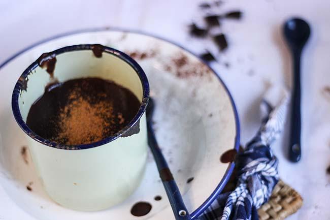 Un truco para hacer tu mejor chocolate con churros
