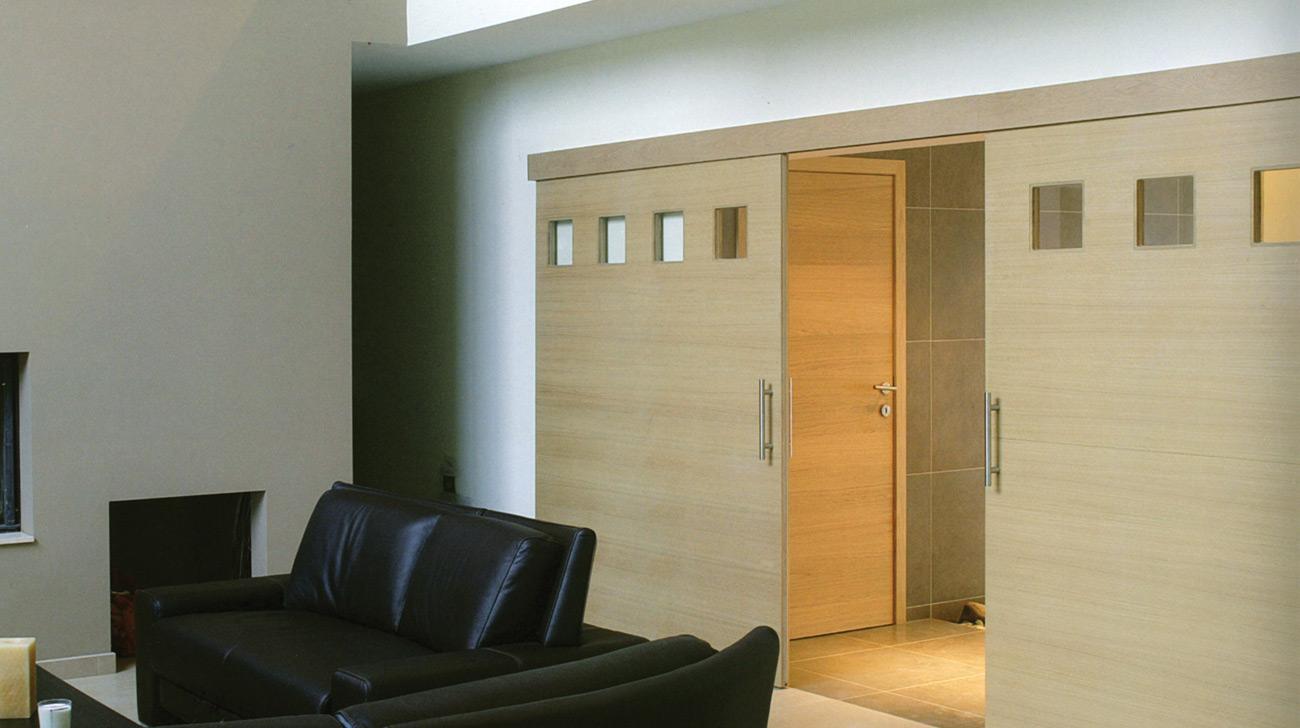 schuifdeuren binnen  LoFT Interieur