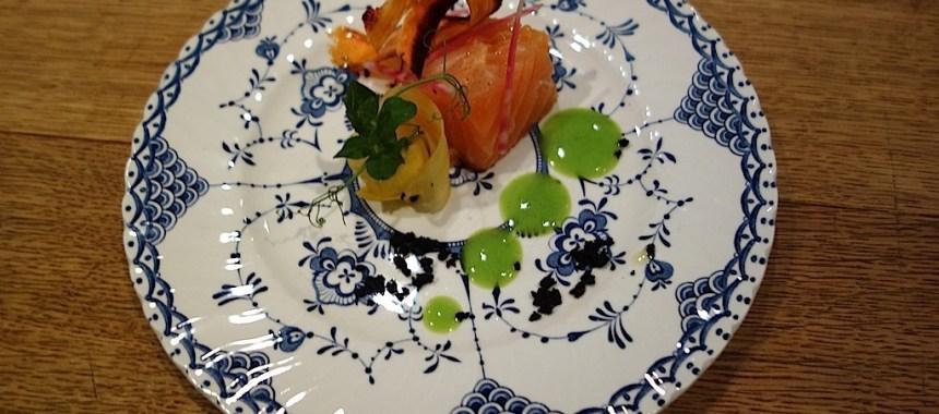 Le saumon 55, testé et approuvé lors de l'Ikea Food Workshop