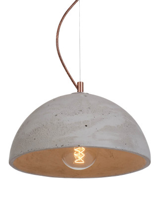 Sfera M - Natural with Copper elements