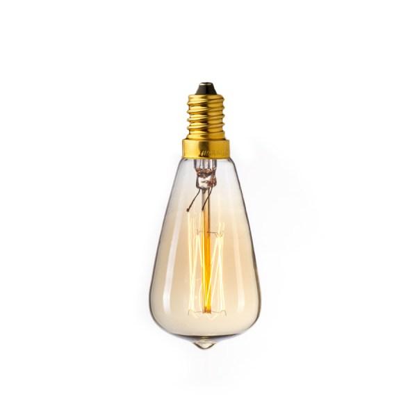 Żarówka dekoracyjna Edison Mini E14