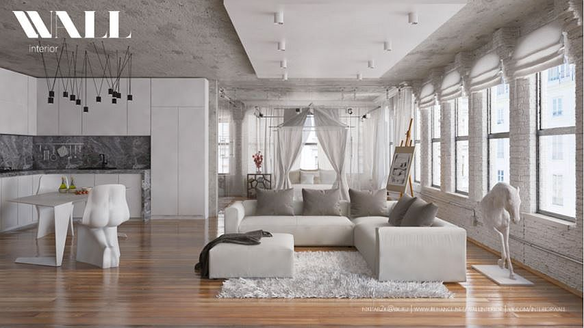 pictures of white living rooms dark purple room 10 1 beautiful inspirations collected for you